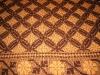 cuvertura cu decor geometric