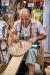 Gheonea Grigorie, 65 ani, mester impletituri rachita