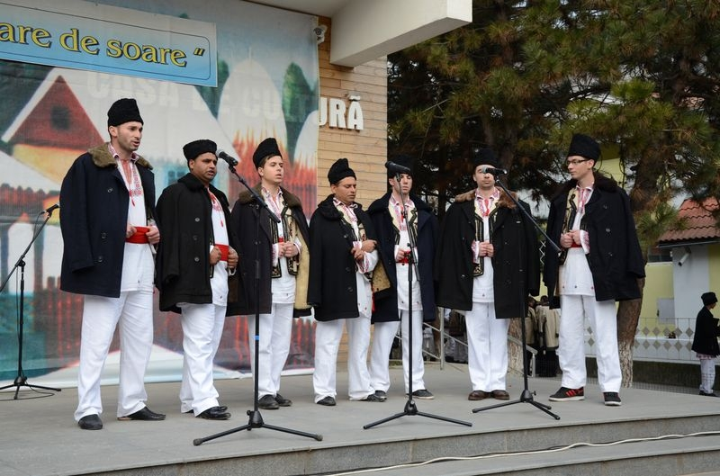 Ceata de colindatori din Vladeni - Ialomita