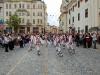calusul - parada in Jihlava