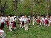 Nicolae Rotaru alaturi de Ansamblul Doina Baraganului