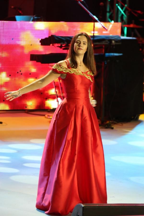 Andreea Denisa Parvu - concurenta