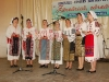 Sectiunea Grupuri vocale - Grup vocal feminin - M. Buzau