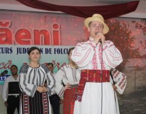 Trofeul festivalului - Ionuț Cocoș, Vlădeni