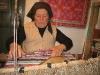 La razboiul de tesut  Mihalcea Ecaterina, 67 ani.jpg