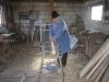 Radu Stefan,75 ani,mester tamplar