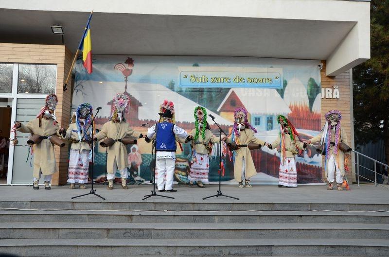 Ansamblul folcloric ''Mosoaiele'' - Tulcea