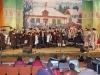 Ansamblurile folclorice reunite pe scena festivalului