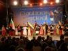 Ansamblul ''Doina Baraganului'',deschiderea oficiala,Sardinia, 2007