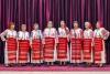 Premiul al II-lea - Grup vocal folcloric feminin (Bordușani)