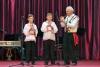 Premiul al III-lea - Grup instrumental copii (fluiere) (Albești)