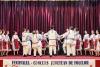 """Trofeul festivalului """"Zărzărică, zărzărea"""" - Formația de dansuri populare mixte """"Cununa Bărăganului"""" din Săveni."""